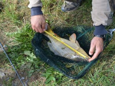 Dětské rybářské závody 2015 s SDR