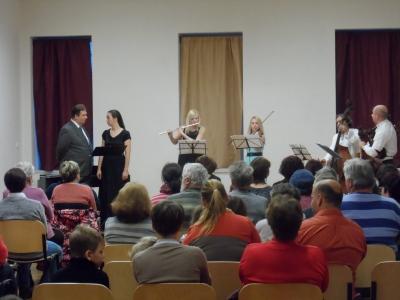 2. Adventní koncert obce Malá Losenice a Tomáše Jajtnera