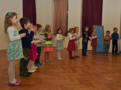 Vánoční besídka dětí MŠ 2015