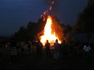 čarodějnice 2009