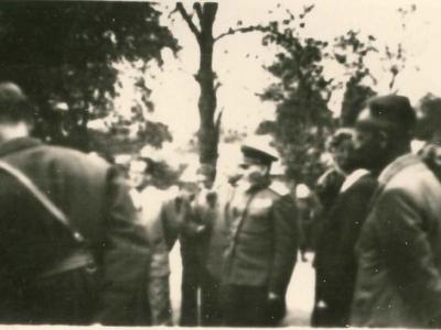 Beseda o průběhu II. světové války v Malé Losenici a okolí