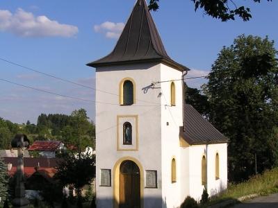 oprava kaple 2007