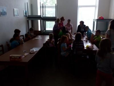 Dětský den 2016 pořádaný OÚ + SDŽ