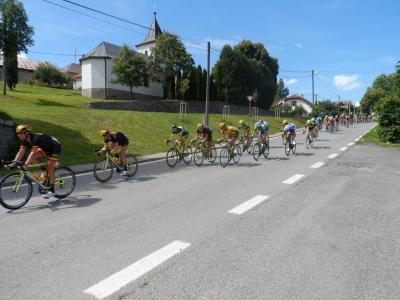 Vysočina tour 2016 v Malé Losenici
