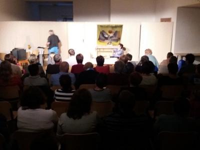 Divadelní představení Předváděčka