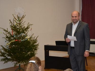 3. Adventní koncert obce Malá Losenice, Tomáše Jajtnera, Pavly Ondráčkové a jejich hostů. foto: M. Štíbal