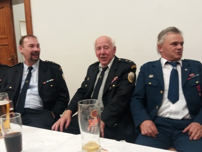 Setkání zasloužilých hasičů okrsku Velká Losenice