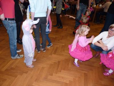 Dětský karneval 2019 pořádaný SDM, foto P. Škorpík