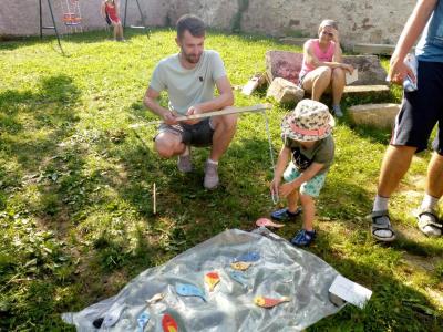 Den dětí s Asociací rodičů a přátel zdravotně postižených dětí Žďár nad Sázavou - KLUB ÚSMĚV