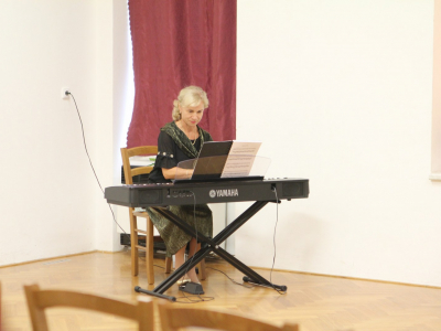 Koncert Jakuba Pustiny a jeho hostů
