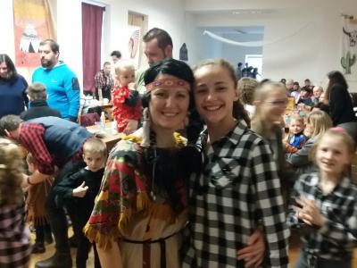 Dětský karneval pořádaný SDM 2020. Foto Pavel Škorpík