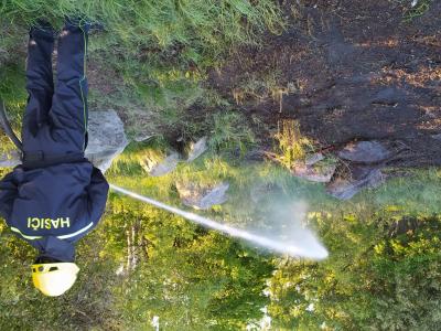 Vzhledem k zákazu rozdělávání ohňů vydané hejtmanem Kraje Vysočina, které dne 30. 4. 2020 stále platilo se hranice připravená na filipojakubskou noc spálila až dne 29. 5. 2020 za dohledu a pomoci JPO Malá Losenice.