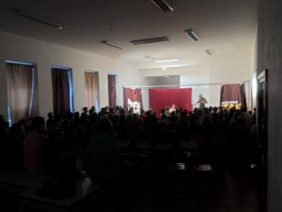 divadelní představení-když se zhasne