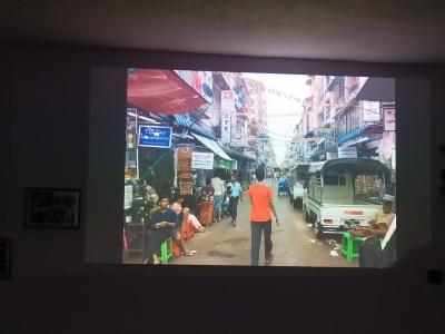 Cestovatelská přednáška Petra Jelínka o Barmě.