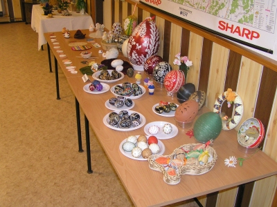 Velikonoční výstava 2008